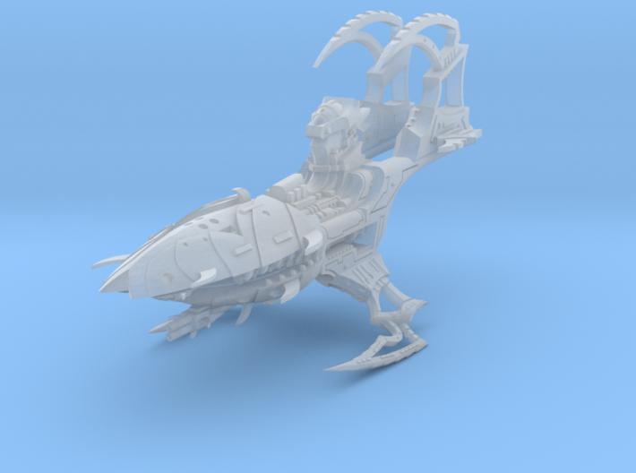 Nightmare Battleship 3d printed