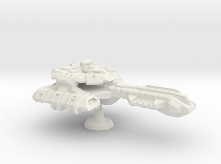 Icarus Class Battlecruiser - 1:7000 3d printed