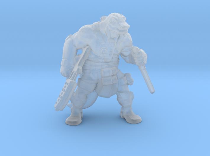 Vesk Starfinder 3d printed