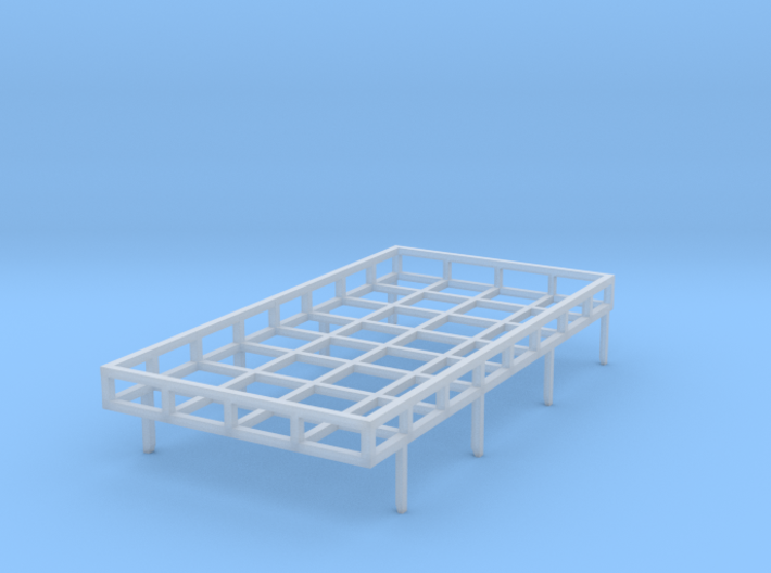 Off-Roader Roof Rack- 1:50th 3d printed