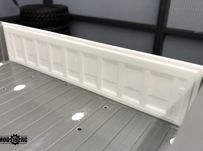 Tailgate - Late - GMC for RC4WD Blazer 3d printed