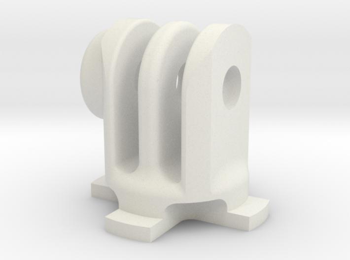 Gopro mount for X-Lock (Lezyne) 3d printed