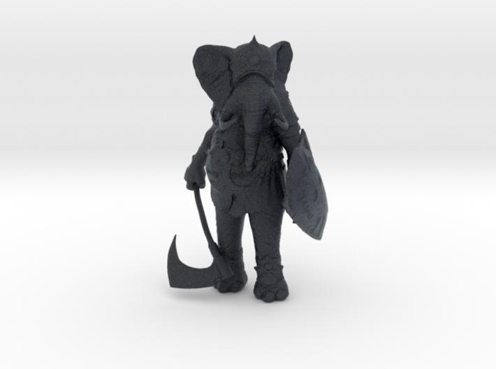 Tusk 3d printed