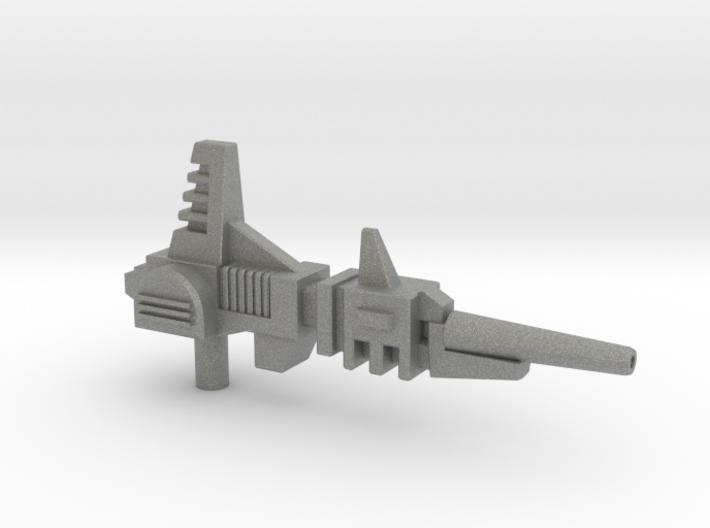 Gyro-Blaster Rifle for Titans Return Blitzwing 3d printed