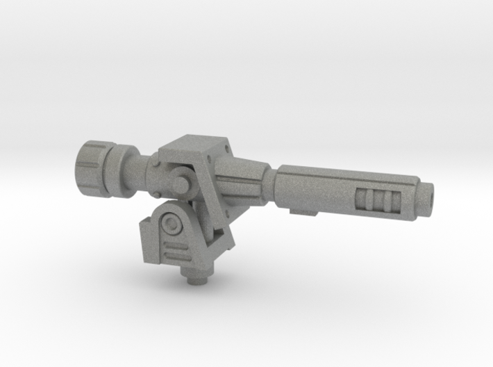 Mortar Cannon for PotP Outback(Articulated!) 3d printed