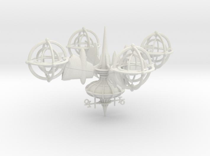 Last Exile. Guild Presence Ship 3d printed