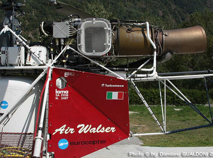 1/5 scale Lama oiltank 3d printed Add a caption...
