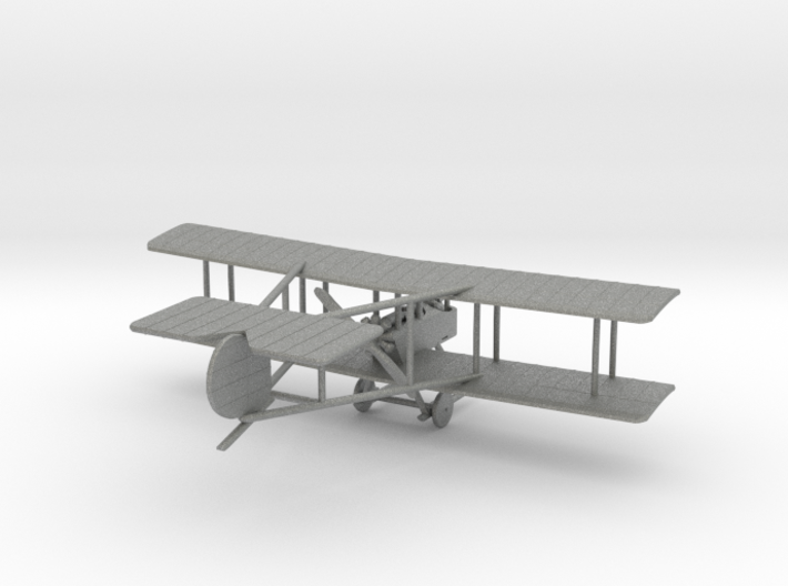 "Vickers F.B.5 ""Gunbus"" 3d printed"