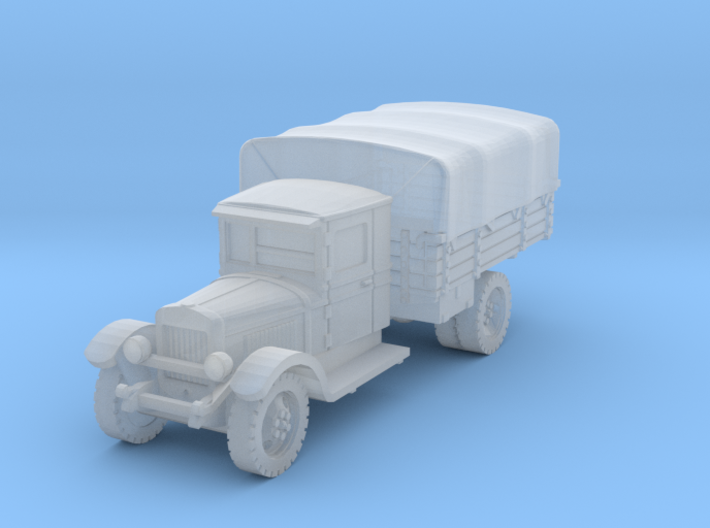 zis 5 (closed) scale 1/160 3d printed