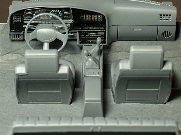 RCN065a Panel  for Toyota 4Runner PL 3d printed