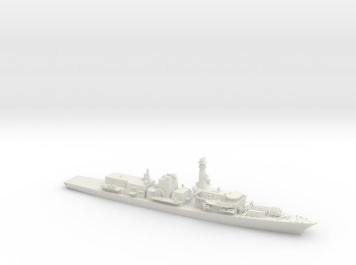 Type 23 Frigate (Sea Ceptor) 3d printed