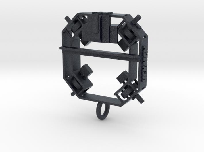 80Polaris Pendant 03cpushbot03, Vex Robotics Vexm 3d printed Simulation