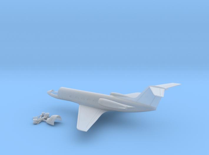 046A Grumman Gulfstream II 1/144 FUD 3d printed