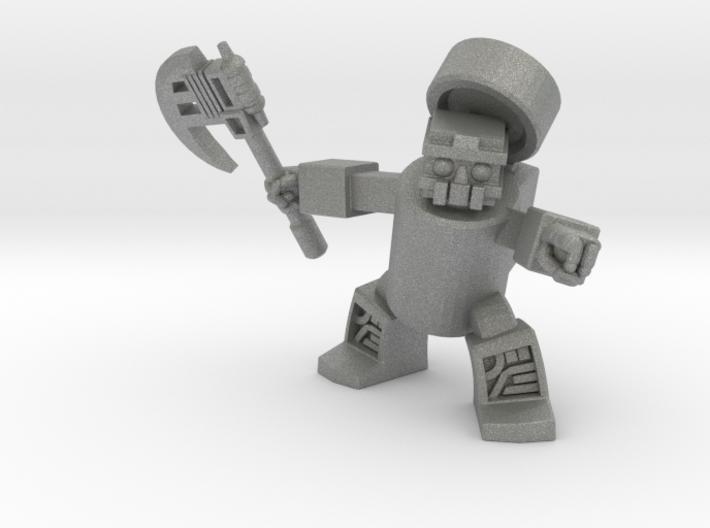 "Cola Warrior - Khan-Dorr 2"" 3d printed"