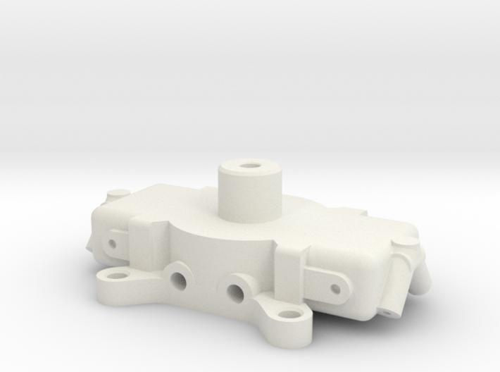 Carburetor (type 3) for RC4WD V8 Engine. 3d printed