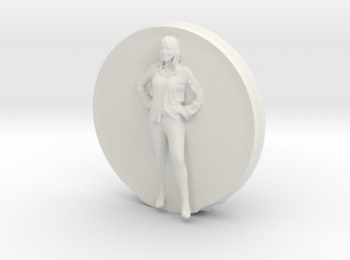 Cosmiton Fashion M -Pamela Anderson - 54 mm 3d printed