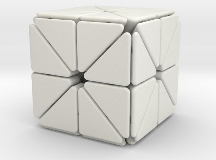 48 cube ver.2 3d printed