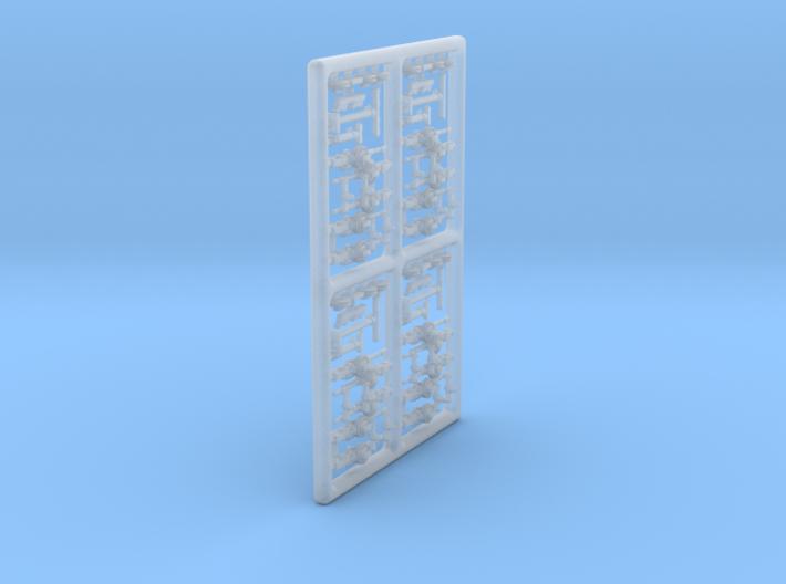 1/100 Vickers K GO Set401 3d printed