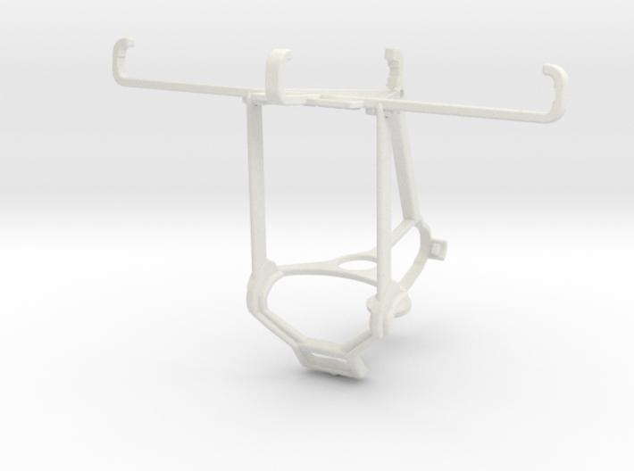 Controller mount for Steam & Motorola Moto E3 Powe 3d printed
