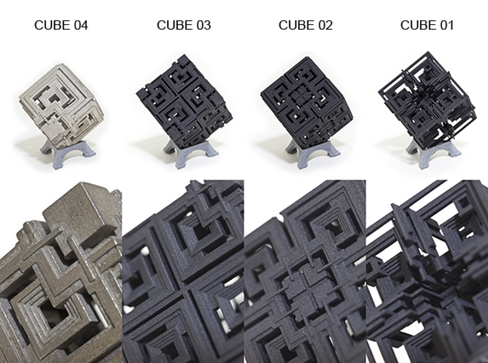 Cube 03 3d printed Other Cube Variations