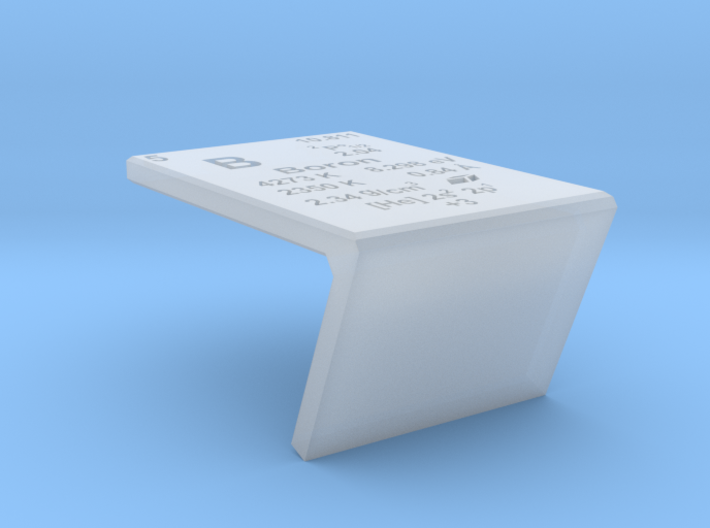 Boron Element Stand 3d printed