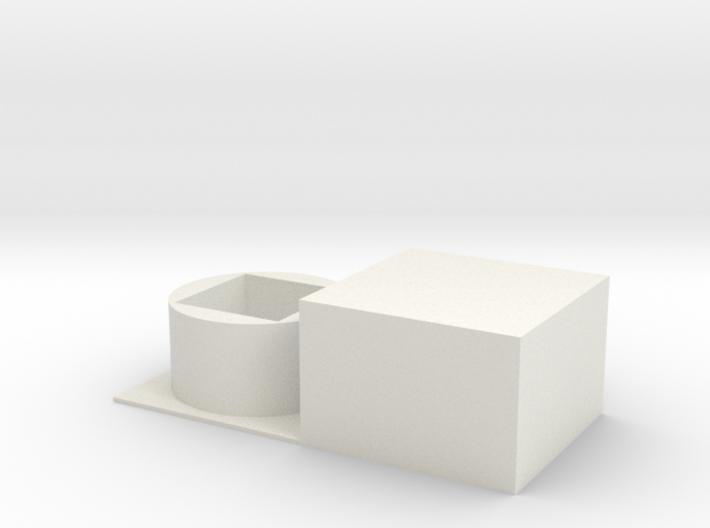 Pencil box 3d printed