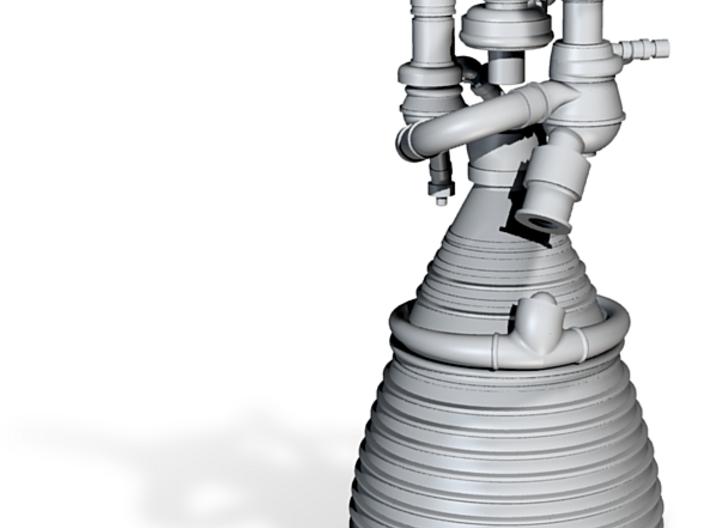 J-2 Engine (1:32) for Saturn IB or V 3d printed
