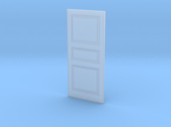 Door 3 Panel 1 1/32x2 9/32-01 1/35 3d printed