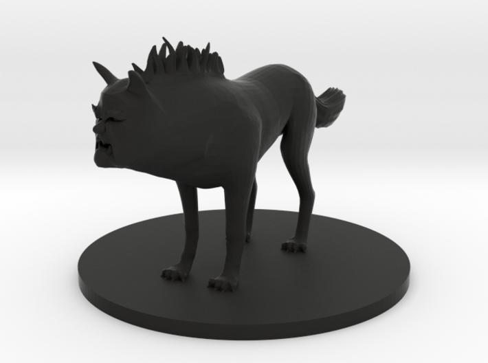Yeth Hound 3d printed