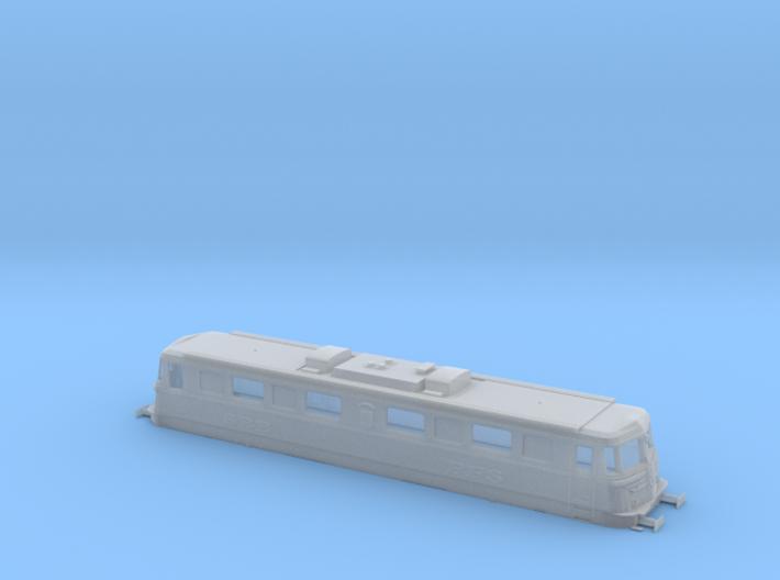 SBB Ae676 ohne Schneeräumer Scale TT 3d printed