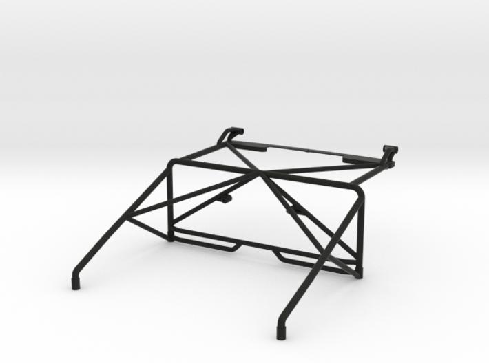 JK Roll Cage w/ Light Bar Mount V2 3d printed