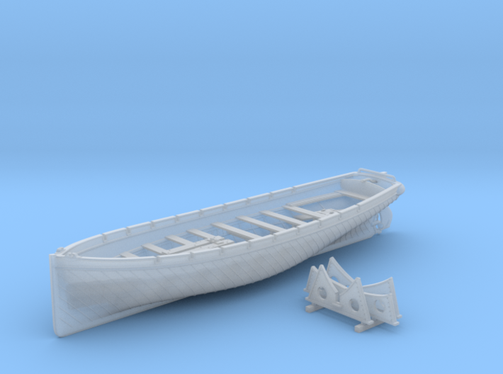 1/128 Royal Navy 42ft Motor Launch x1 3d printed 1/128 Royal Navy 42ft Motor Launch x1