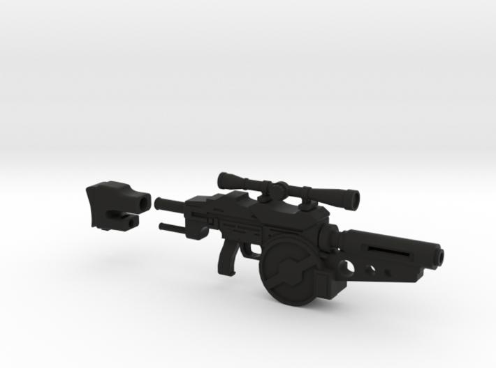 Westar M-5 3d printed