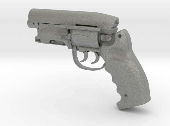 1/4th Scale Bladerunner Type PDK 3d printed