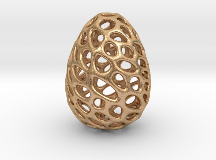 Dino Dragon Egg 3d printed