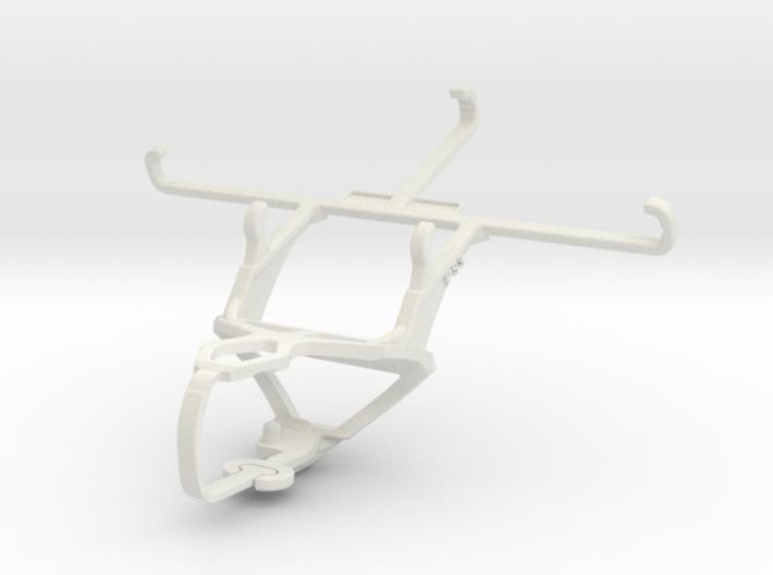 Controller mount for PS3 & QMobile Noir S9 3d printed