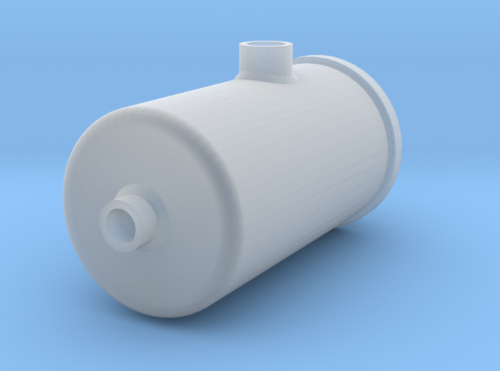 1/8 Scale Power Steering Reservoir Style #3 3d printed