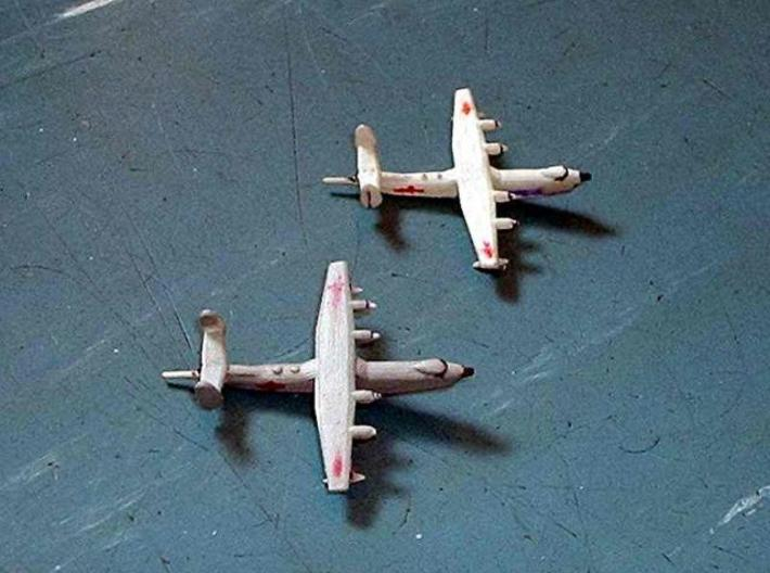 1/1200 Harbin SH5 x2 3d printed Painted models