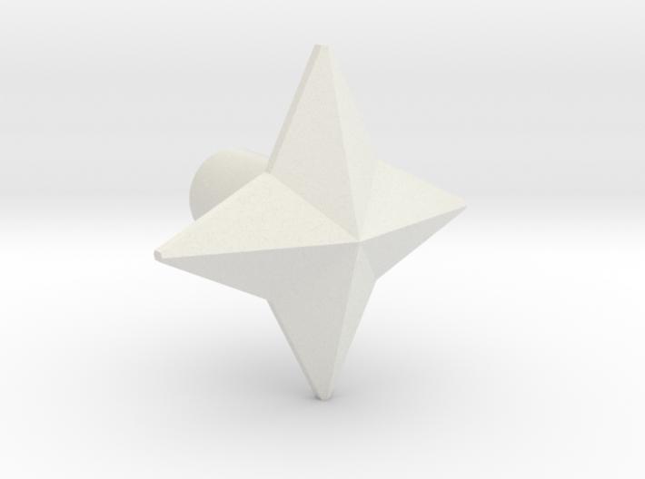 POTP Slash Shuriken 3d printed