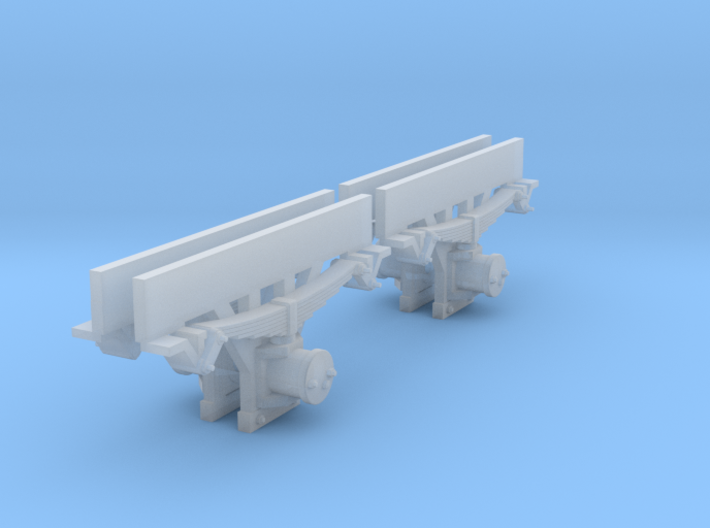 0m axleboxes 2mm 3d printed