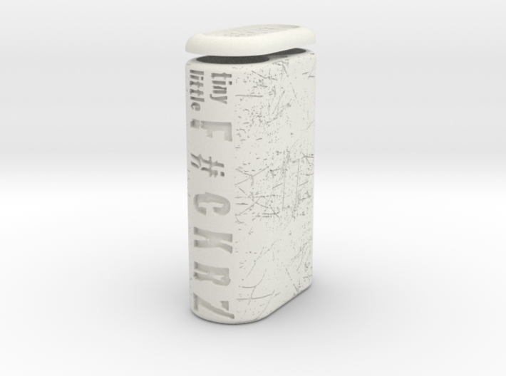 TLF# - Battery Case - 18650 3d printed