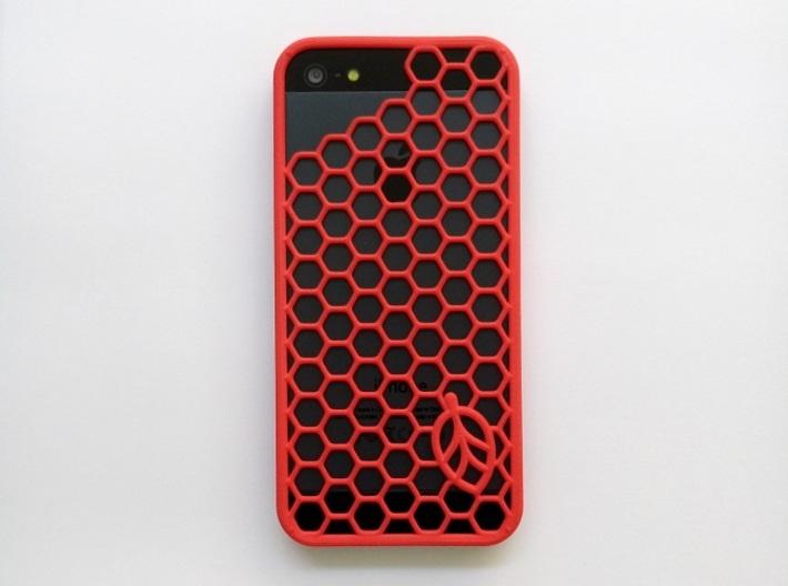 Hexagon Case 3d printed