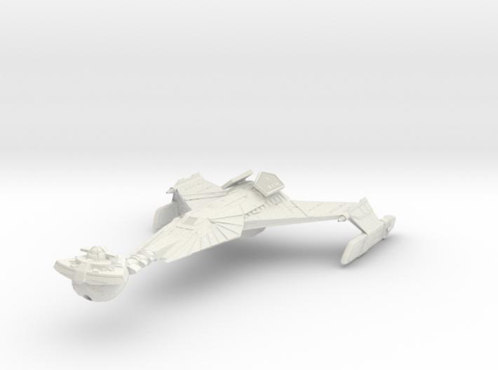 Klingon KarVik Class Cruiser 3d printed