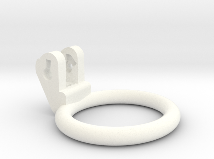New Fun Cage - Ring - 48mmx44mm - Wide Oval 3d printed