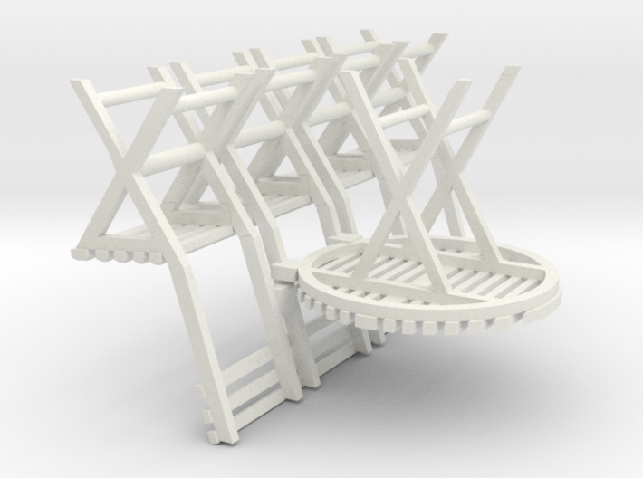 C-43-table-and-4-chairs-1a 3d printed