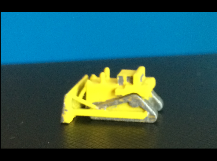 CAT D11T Bull Dozer 3d printed After Painting