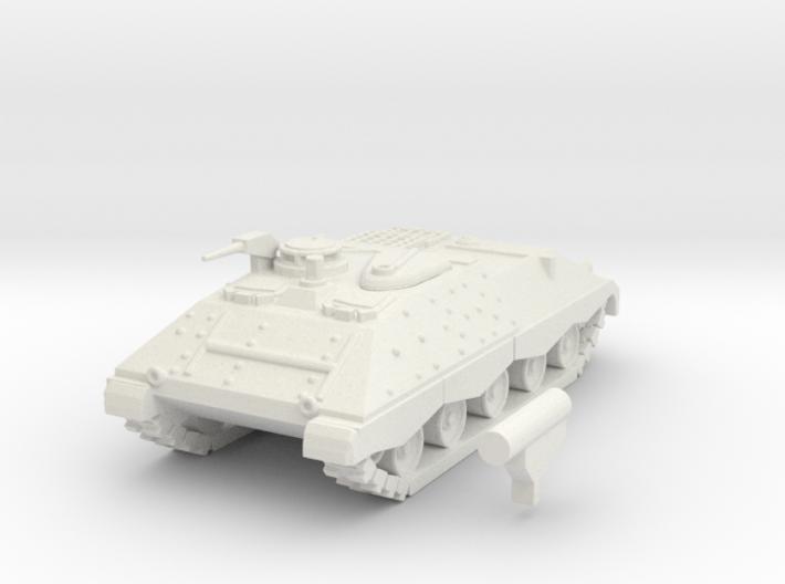 Jaguar I scale 1/87 3d printed