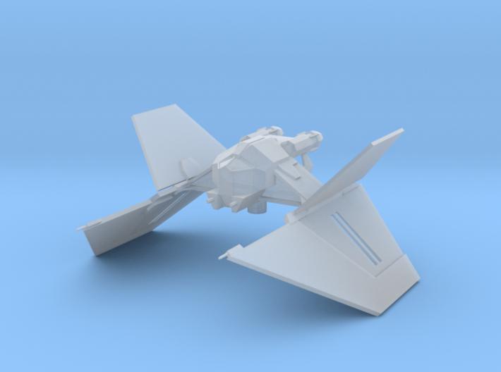 Sith_Interceptor 3d printed