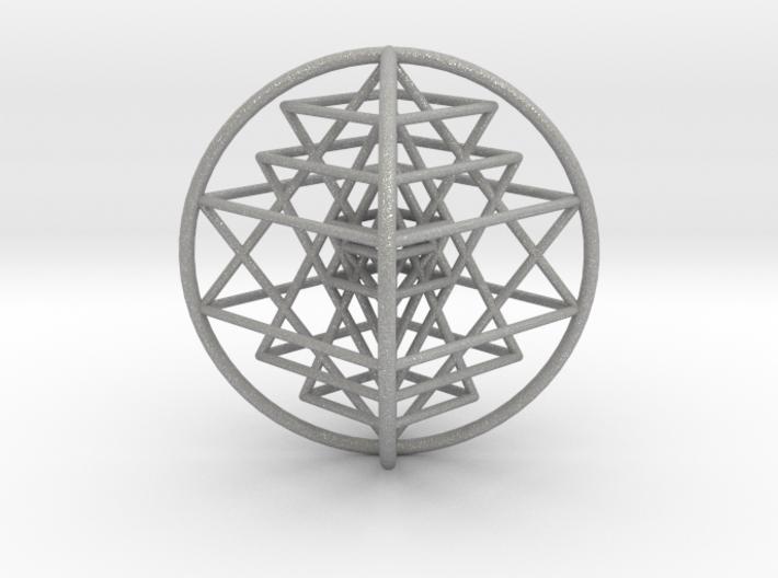 3D Sri Yantra 4 Sided Optimal Large 3d printed