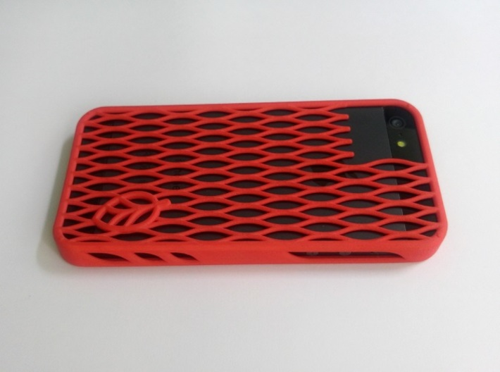 leaf case 3d printed